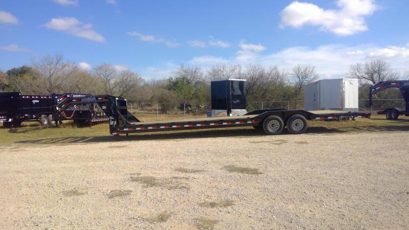 2019 Load Trail 102X32 Tandem Gooseneck Equipment Trailer