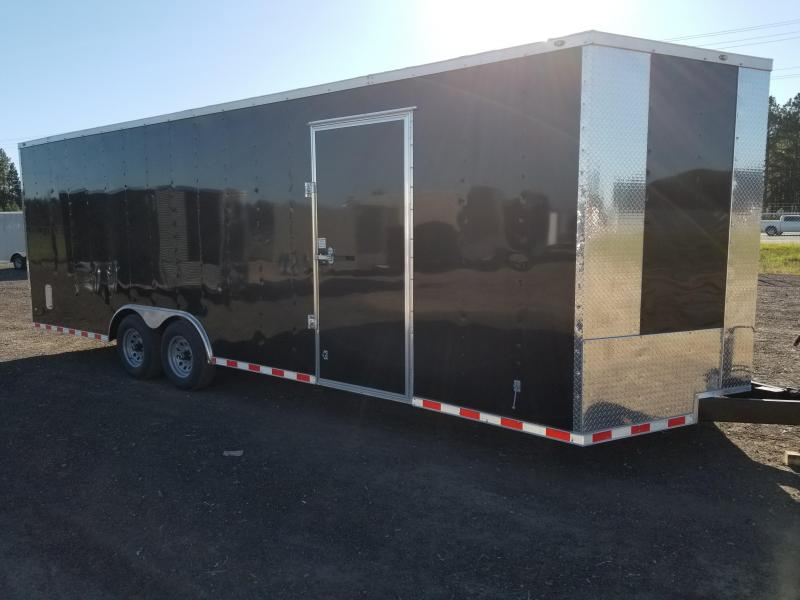Rock Solid Cargo 8.5x24TA HaulStar 7' Height 5200