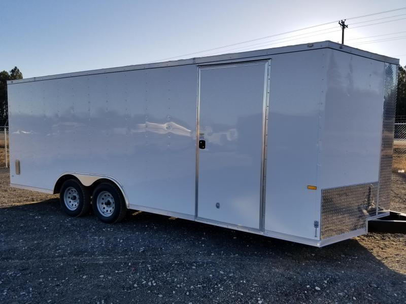 Rock Solid Cargo 8.5X20 Enclosed Cargo Trailer 5200 7' Height