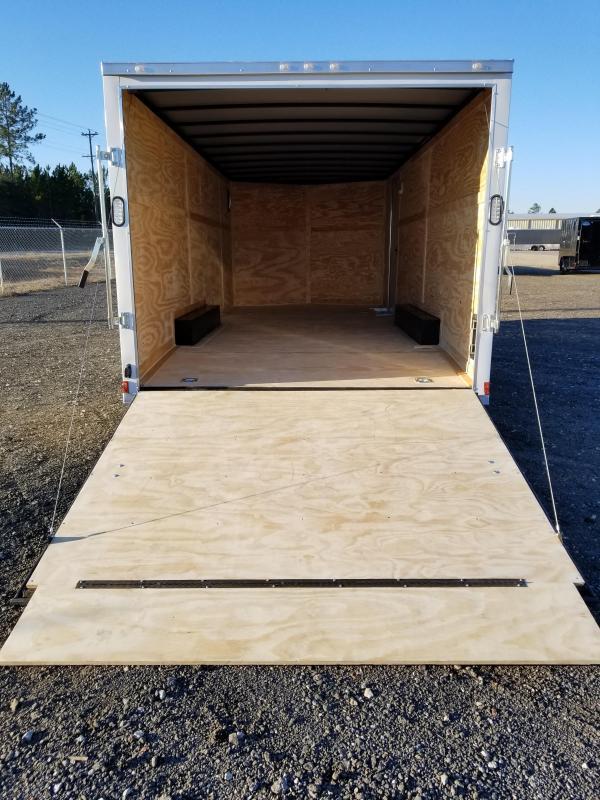 Rock Solid Cargo 8.5X20 Enclosed Cargo Trailer 5200 7' Height