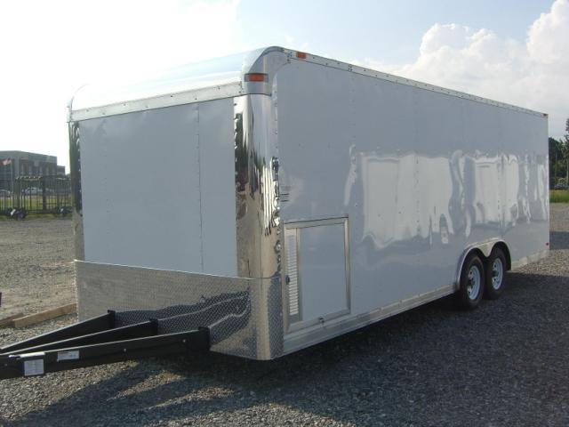 8.5x24  Rock Solid Cargo Race Trailer 2