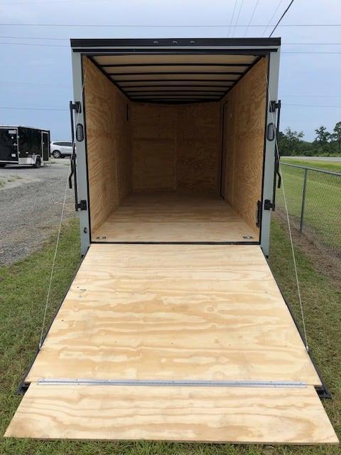 Rock Solid Cargo 7x16TA-3500 Enclosed Cargo Trailer