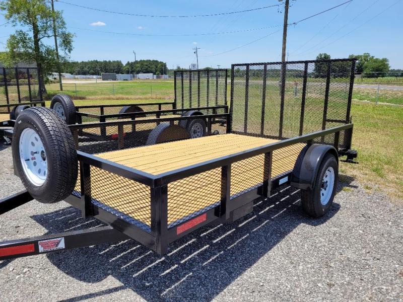 2021 Southern Trailer Depot 6x12SA-3500 HD Ramp Gate Utility Trailer