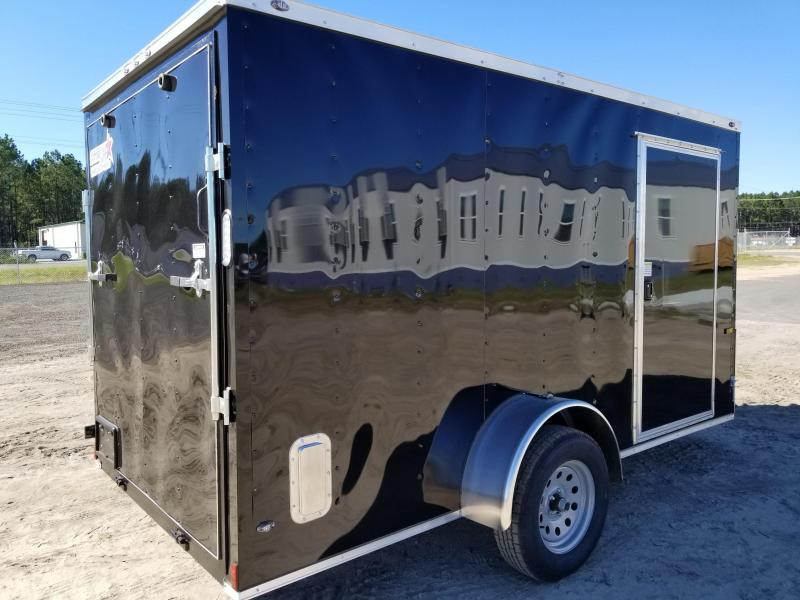 Rock Solid 6X12 SVR Cargo Trailer - Several Colors In Stock