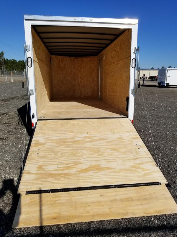 Rock Solid Cargo 7x16 Tandem Axle