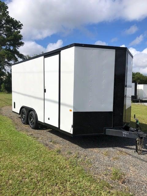 Rock Solid Cargo 8.5x16TA-3500 Enclosed Cargo Trailer