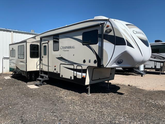 2016 Forest River Coachmen Chaparral 371 MBRB Fifth Wheel Campers RV