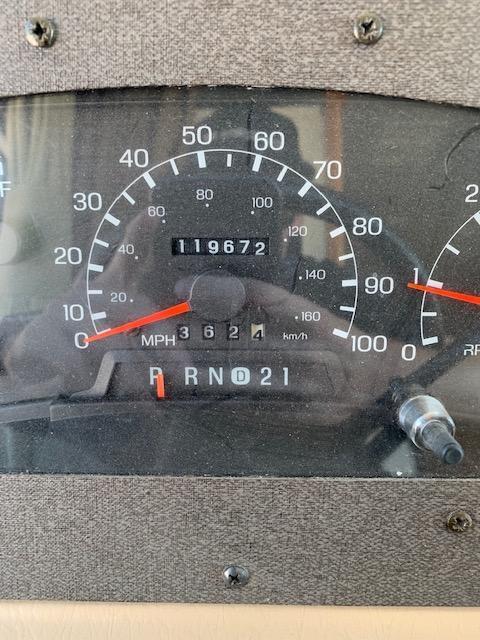 1999 Fleetwood RV Southwind 32V Class A RV