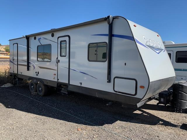 2019 Heartland Prowler 29LX Travel Trailer RV