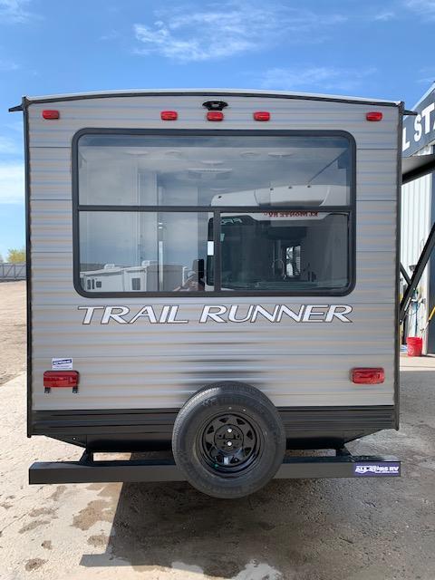 2021 Heartland Trail Runner 211RD Travel Trailer RV