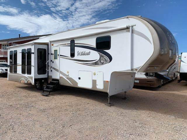 2015 Forest River Wildcat 333MK Fifth Wheel Campers RV