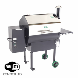 Green Mountain Daniel Boone Pellet Grill WIFI