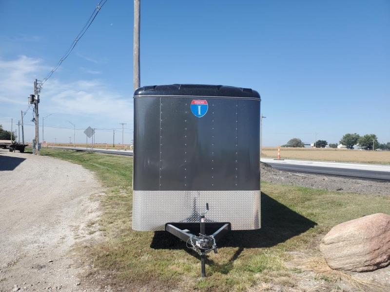2021 Interstate 7X16 Enclosed Cargo Trailer