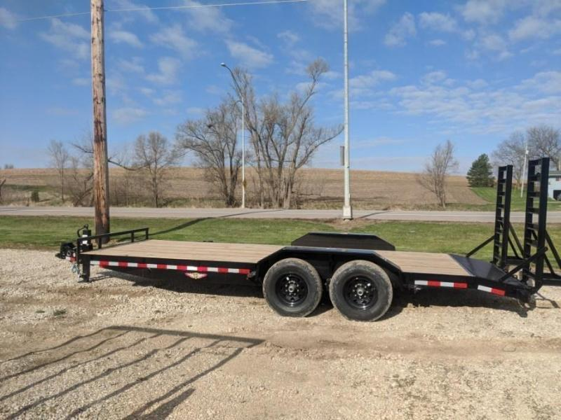 2020 H and H Trailer 82X18+2 IL 14K