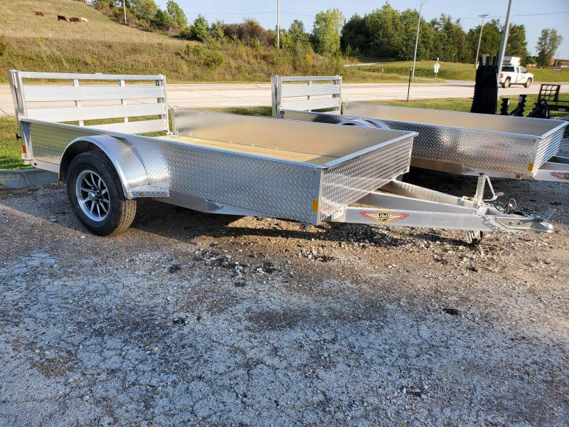 2021 H and H Trailer 8(76)X10 SOLIDSIDE ALUM 3K
