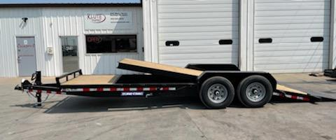 2021 Sure-Trac 18+4 Tilt Bed 14K Equipment Trailer