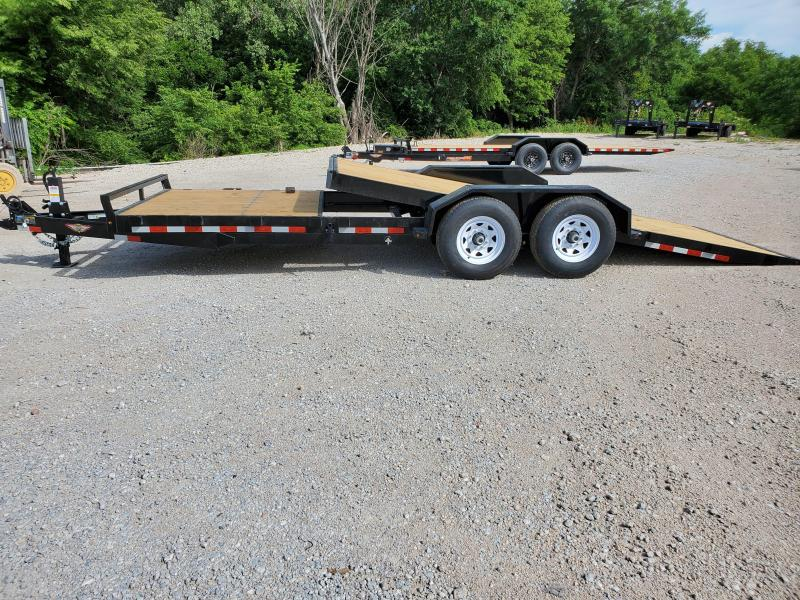 2020 H and H Trailer 16+6 GTL 14K