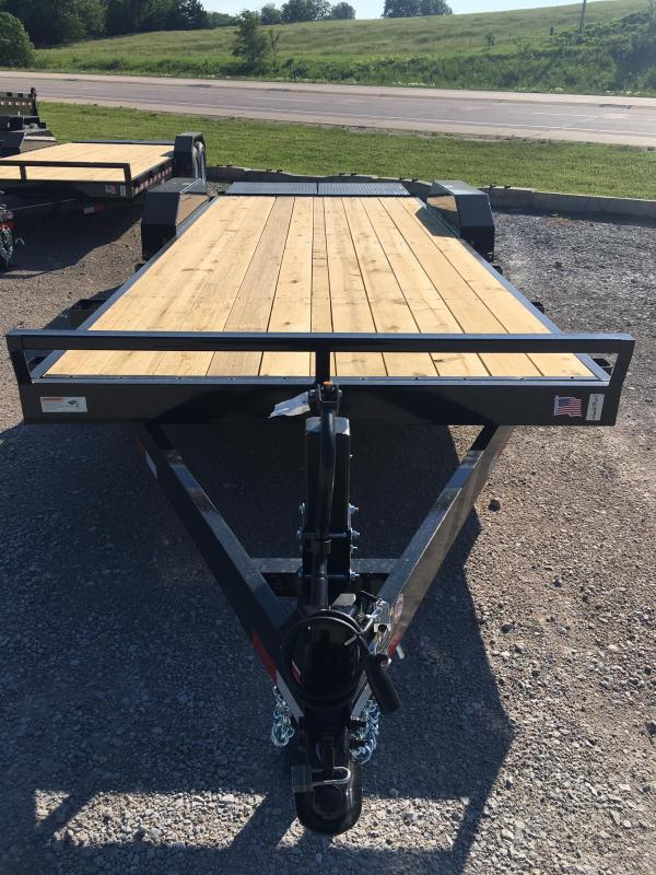2020 H and H Trailer 82X18+4 IL SUPER DELUXE 14K