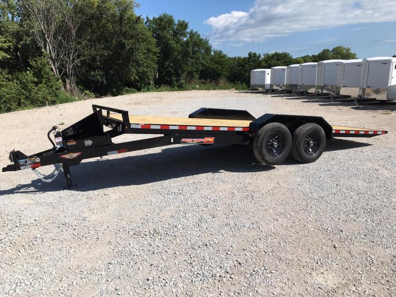 2021 H and H Trailer 82X20 EX SPEEDLOADER 14K