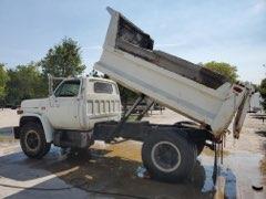 1981 Chevrolet C6500 Dump Truck