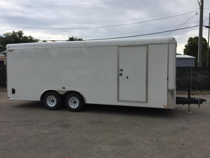 2020 H and H Trailer 101X20 HH R-TOP CARHAUL RNOSE 10K CARGO