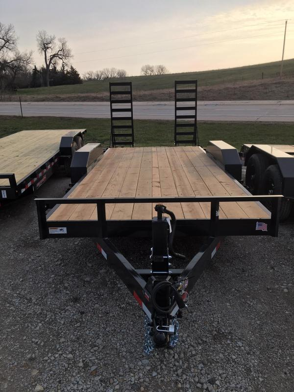2020 H and H Trailer 82X16+2 IL 14K