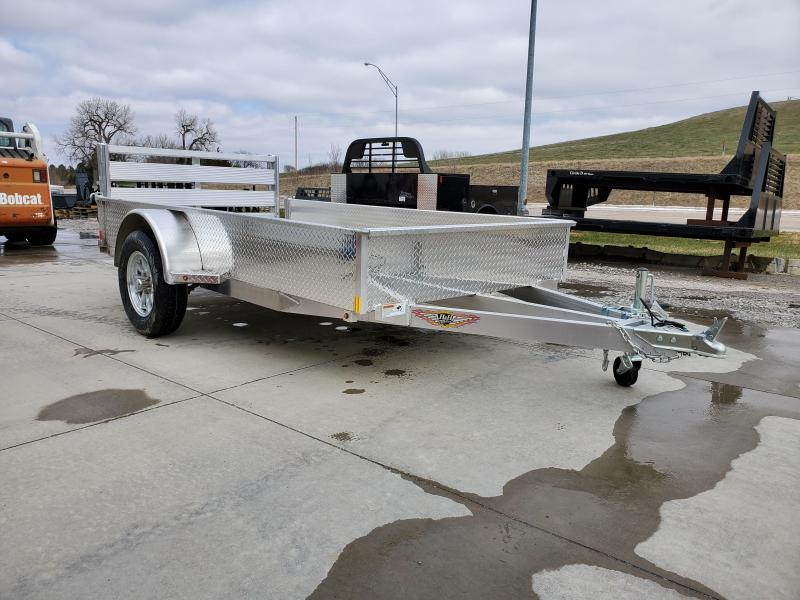 2020 H and H Trailer 5.5(66)X10 SOLIDSIDE ALUM 3K