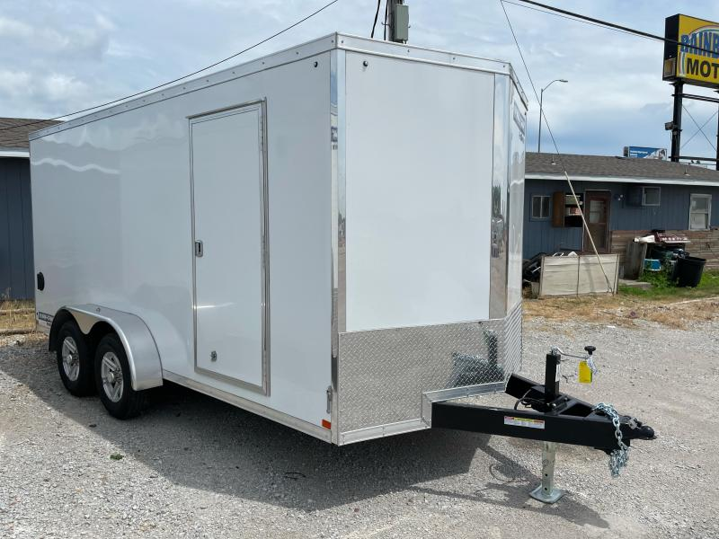 2021 Sure-Trac 7X16 Pro Series Wedge Enclosed Cargo Trailer