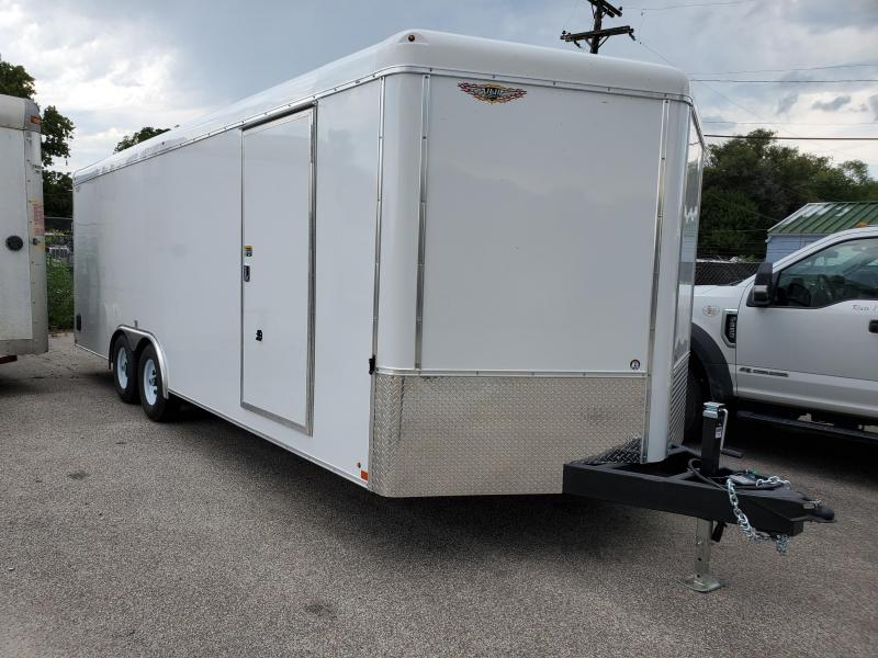 2021 H and H Trailer 101X22 HH R-TOP CARHAUL VNOSE 10K CARGO