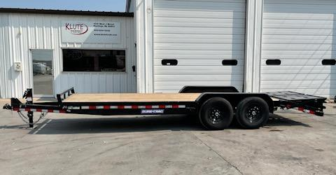 2021 Sure-Trac 17+3 Universal Ramp 14K Equipment Trailer