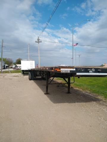 2003 Transcraft 48x102 Flat Bed