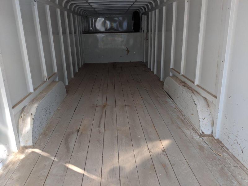 2012 W-W Trailer 8x24 GN Enclosed Cargo Trailer