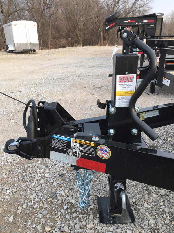 2021 H and H Trailer 82X16+2 IL 14K