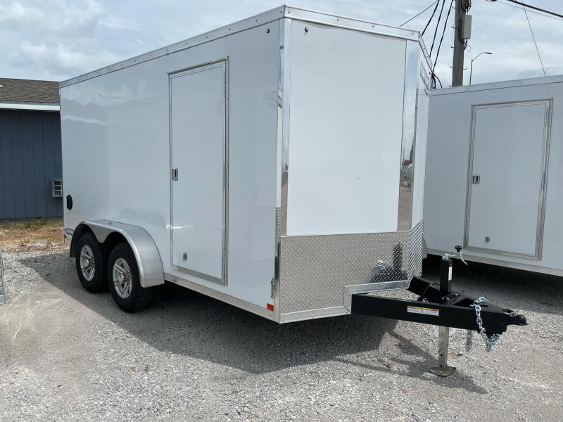 2021 Sure-Trac 7x12 Pro Series Wedge Enclosed Cargo Trailer