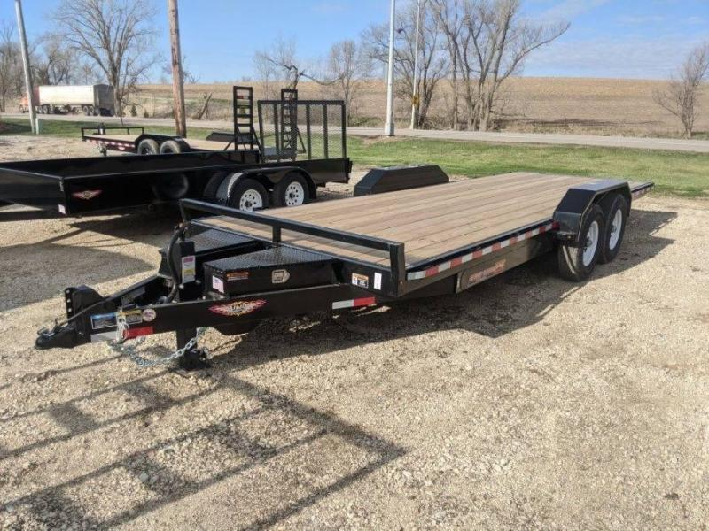 2020 H and H Trailer 82X22 EX SPEEDLOADER 14K