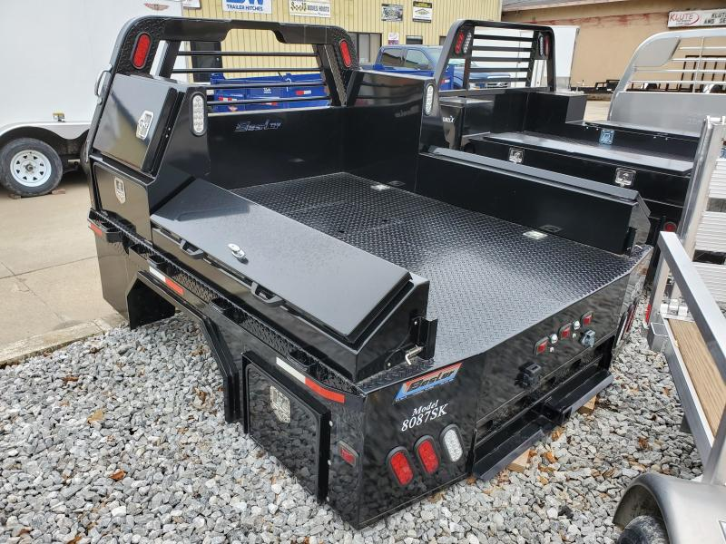2018 Besler Industries 8087SK38 Truck Bed