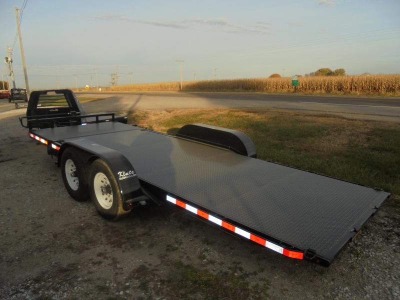 2020 H and H Trailer 16+4 GTL 14K