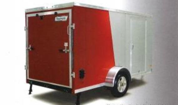 2018 Haulmark HMVG712S (3000 Trim Level) Enclosed Cargo Trailer