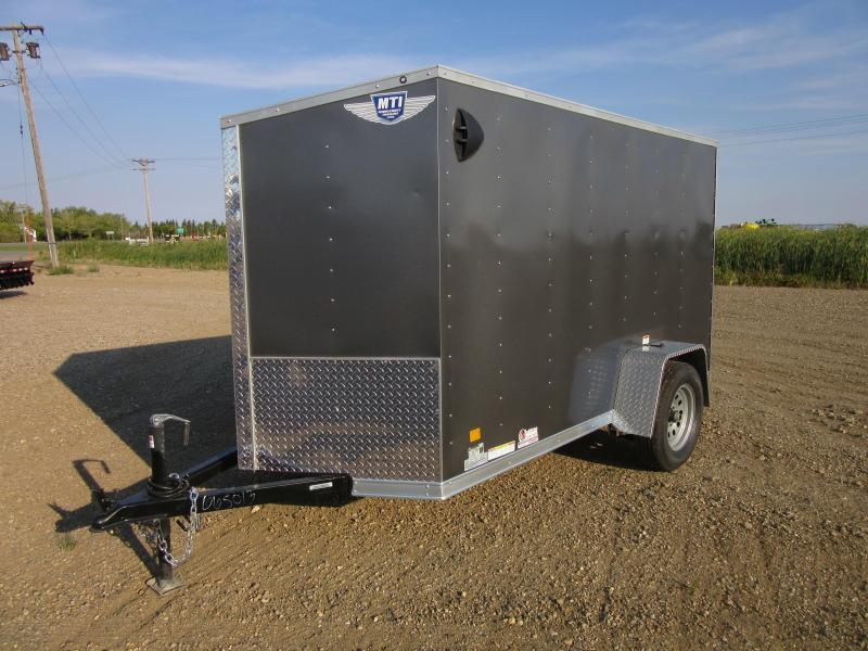 2021 MTI Trailers MDLX 5 X 10 SA Enclosed Cargo Trailer