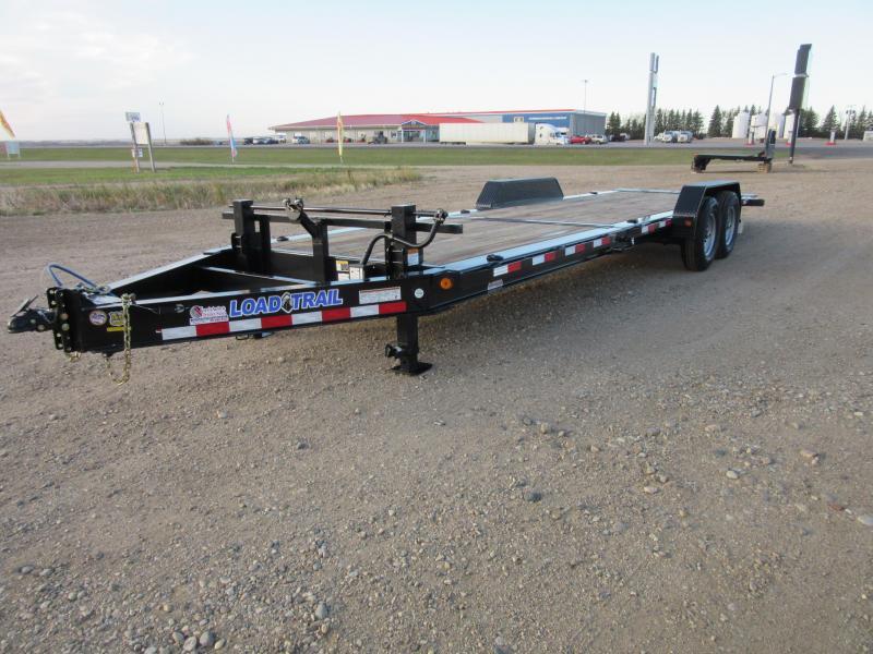 2022 Load Trail TH8324 Equipment Trailer