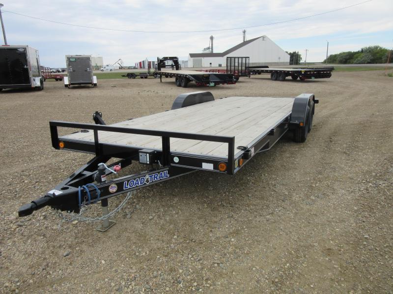 "2021 Load Trail CH CAR HAULER 83"" X 20' Car / Racing Trailer"
