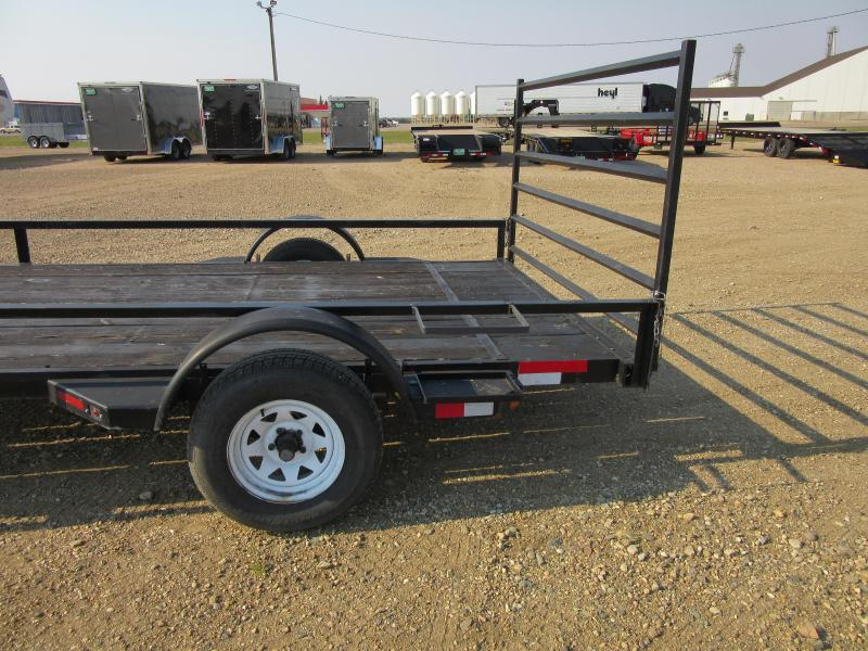 2001 Other TRST Utility Trailer