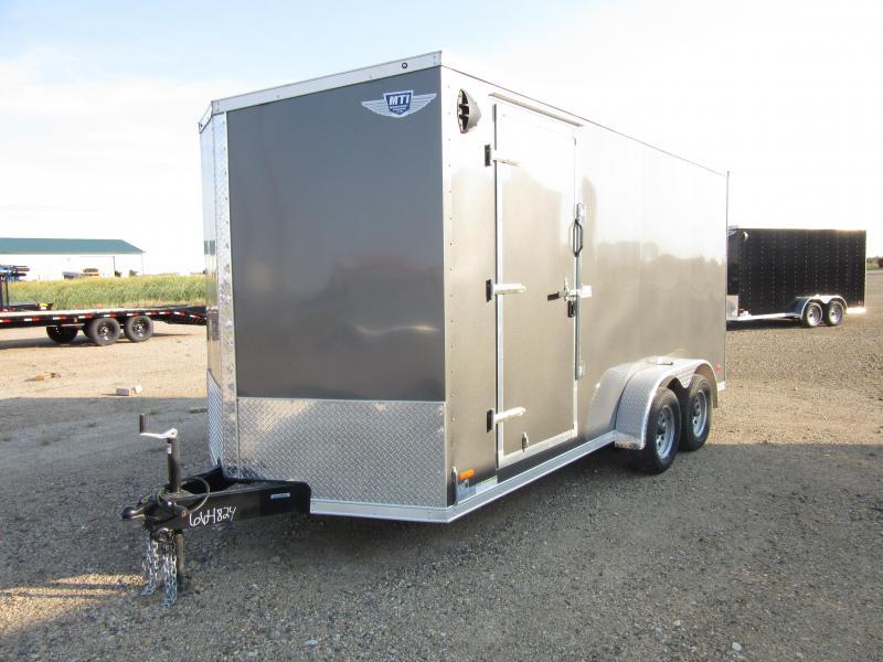 2021 MTI Trailers MDLX 7 X 16TA2 Enclosed Cargo Trailer