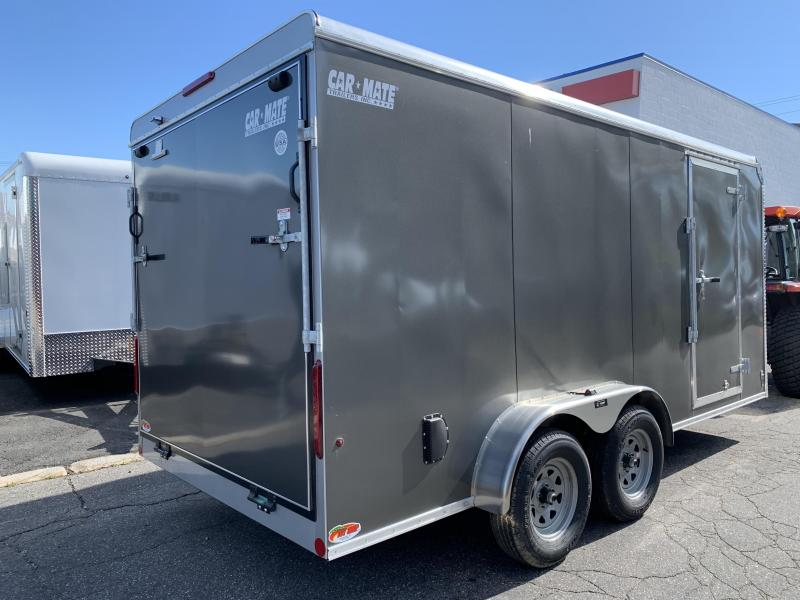 Car Mate 7 x 16 Custom Enclosed Trailer