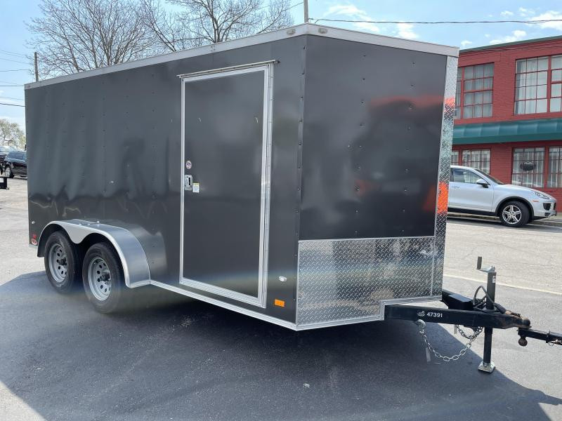 2019 Covered Wagon Trailers CW7X14TA2 Enclosed Cargo Trailer