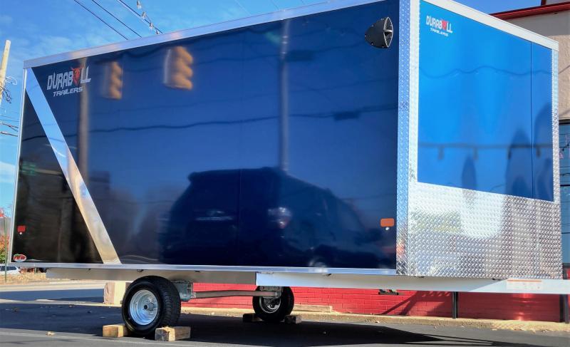 2021 Durabull Trailers Snowmobile Trailer 101X12SA DBMS