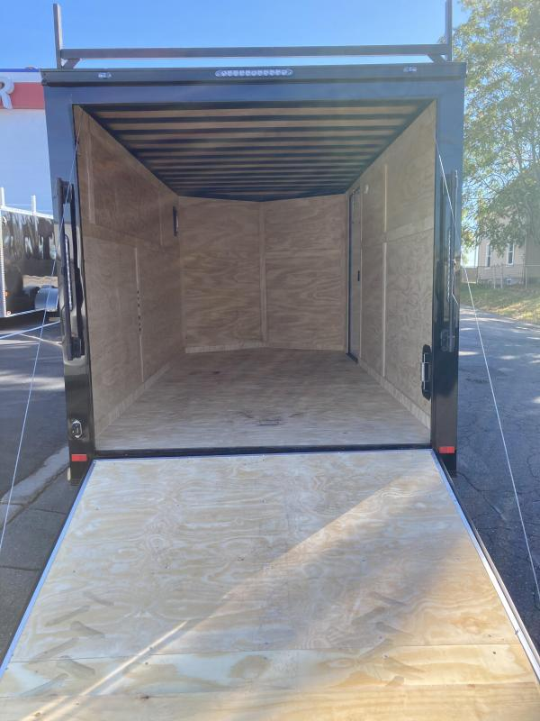 2021 Covered Wagon Trailers CW714TA2 Enclosed Cargo Trailer