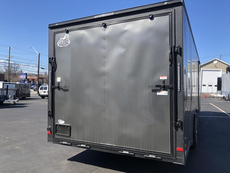 2021 Covered Wagon Trailers CW8524TA3 Enclosed Cargo Trailer