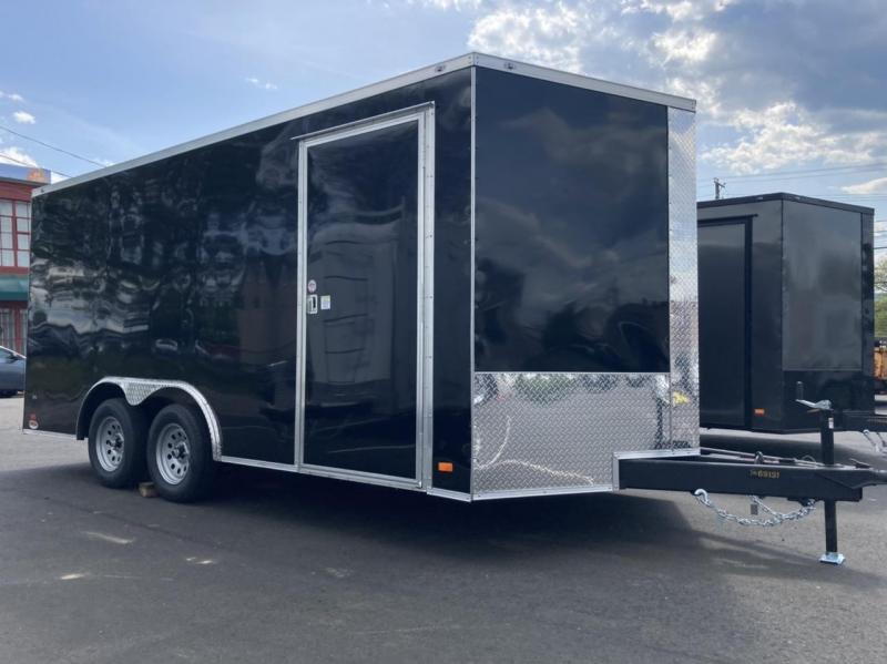 2022 Covered Wagon Trailers CW8516TA2 Car / Racing Trailer