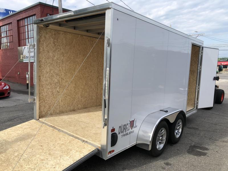 2020 Durabull Trailers DBET7X14 Enclosed Cargo Trailer